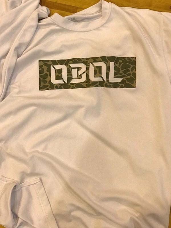 OBOLTシャツ